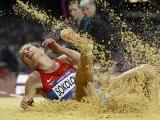 Лёгкая атлетика. Елена Соколова
