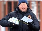 Тренер ЦСКА Леонид Слуцкий