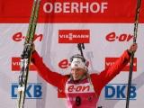 Тура Бергер выиграла масс-старт