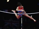 Лондон-2012. Лёгкая атлетика. Елена Исинбаева