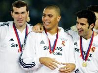 Зидан, Роналдо и Фигу