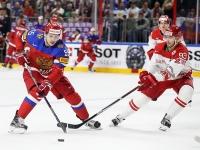 Богдан Киселевич, сборная России по хоккею