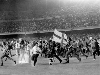 1972 год. «Глазго Рейнджерс» — «Динамо» Москва