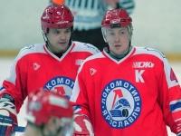 Андрей Коваленко и Дмитрий Красоткин