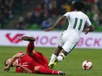 Товарищеский матч. Россия — Кот-д'Ивуар — 0:2