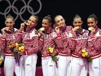 Лондон-2012. Художественная гимнастика