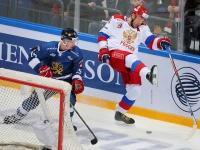 Сборная России — Сборная Финляндии