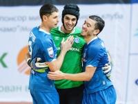 «Динамо» победило КПРФ – 3:2