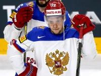 Артемий Панарин, сборная России по хоккею