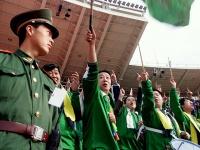 «Зелёная армия Пекина». Кто такие китайские ультра