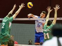 Волейбол. Россия — Болгария — 3:0