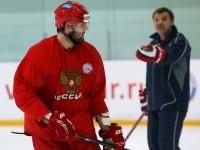 Александр Радулов и Олег Знарок