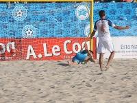 Пляжный футбол. Россия - Испания