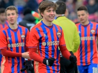 ЦСКА U19 — Русенборг U19 — 2:1