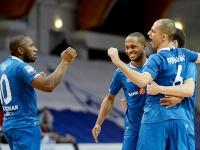 «Динамо» выиграло регулярный чемпионат