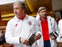 Сергей Балахнин и Сергей Овчинников
