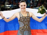 Аделина Сотникова выиграла золото