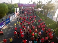 20-й городской марафон Тель-Авива