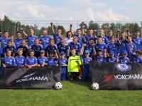 «Челси» открыл тренировочный лагерь в России