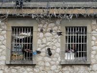 Марсельская тюрьма Baumettes