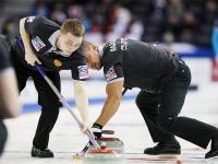 Кёрлингисты не теряют олимпийских надежд