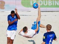 Пляжный футбол. Франция – Россия – 4:2