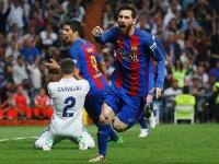 Примера. «Реал» — «Барселона» — 2:3