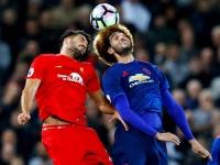 АПЛ. «Ливерпуль» — «Манчестер Юнайтед» — 0:0