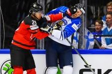 Питерс: Канада собирается внести коррективы после поражения финнам 1:5