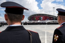 В России открылись три новых суперстадиона. Видели?