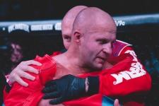 Фёдору наложили 9 швов после боя с Бейдером, но зато он получил $ 300 тыс.