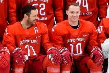 Олимпийские капитаны России. От Быкова до Дацюка