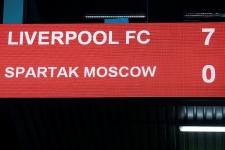 9 самых крупных поражений наших в Лиге чемпионов. 5 из них – «Спартака»