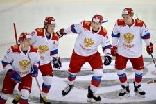 Хет-трик Григоренко – заслуга партнёров. Оценки сборной России