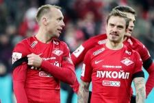 «Ярошик прислал смс: «Молодец, Антон! «Спартаку» нужно всегда забивать!»