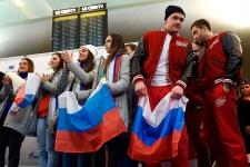 «Вы благословили нас на этот путь». Хоккеисты встретились с Путиным