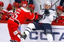 ЦСКА задавил «Динамо» — бело-голубые не в состоянии снять проклятие