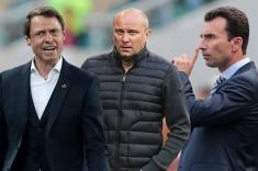 Федотов стал главным тренером «Сочи» вместо Бердыева