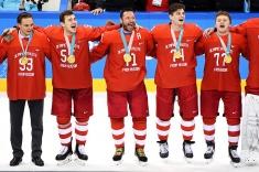 Допинг: что будет с российским хоккеем после санкций ВАДА