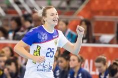 Россия крупно победила Швецию на чемпионате мира по гандболу