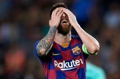 Нападающий «Барселоны» Лионель Месси – о Гризмане, Неймаре и Гвардиоле