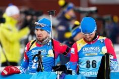 В сборной России по биатлону с тревогой ждут отстранений Логинова и других