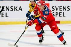 Швеция – Россия – 4:3, обзор матча Кубка Первого канала 2019