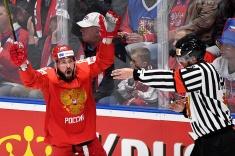 eaff97ee Россия поставила чехов на место! Даже судьи не сократили разницу в счёте