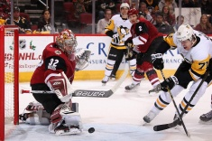 «Детройт» — «Питтсбург» — 3:5 — обзор матча, Малкин набрал 3 очка