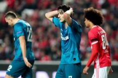 «Бенфика» – «Зенит» – 3:0. Лига чемпионов. Состав Сергея Семака на 2020 год