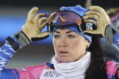 Куклина установила личный рекорд на Кубке мира по биатлону – 5-е место