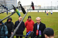 Российские клубы не попали в плей-офф Лиги чемпионов и Лиги Европы