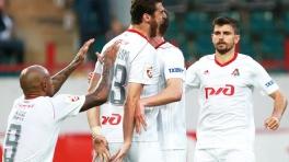 «Локомотив» одержал победу с минимальным счётом над тульским «Арсеналом»