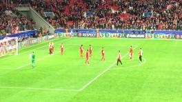 Игроки «Спартака» поблагодарили фанатов после ничьей